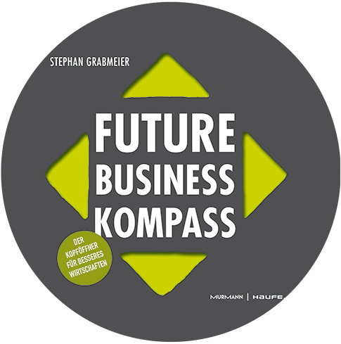 Buchcover von Future Business Kompass