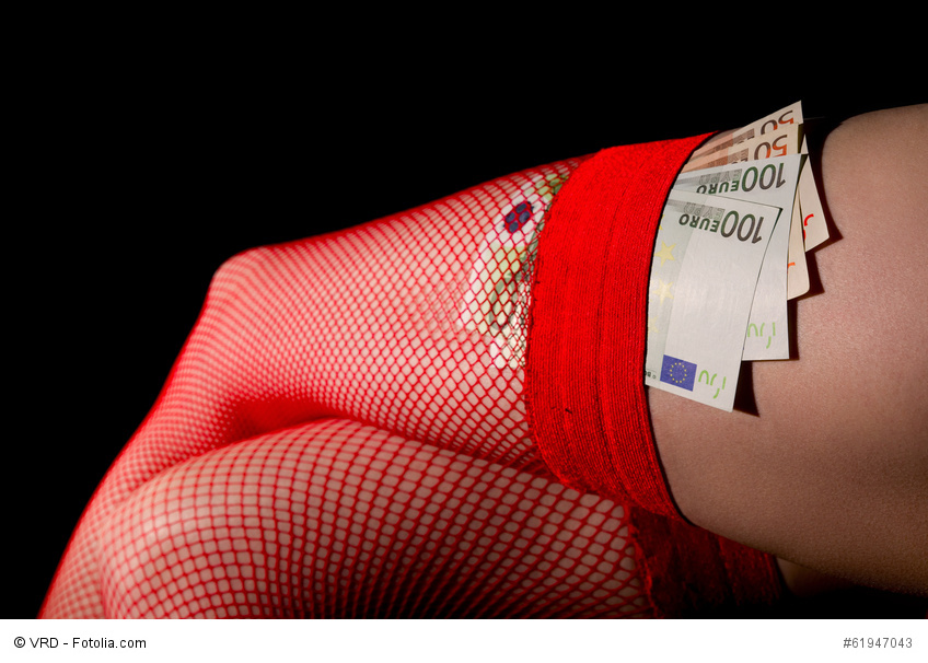 Employer Branding, Prostitution, Geld,