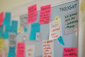 etventure, brainstorming, analog, digital