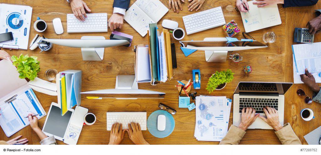 hr blogs, büro, zusammenarbeit, collaboration, new work, räume, unternehmenskultur