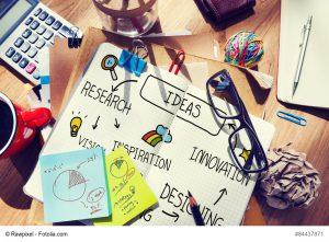 design thinking, ideen, innovation, customer centricity