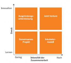 Praxispapier, innovationen, kmu und startups, dgfp