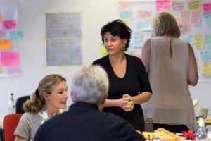 siemens, kreative methoden, creative session