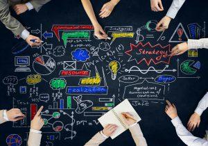 Service Desing, teamwork, strategy, strategie