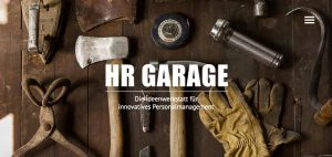 HR Garage, Lean Startup, Innovation, Innovationen, Workshop