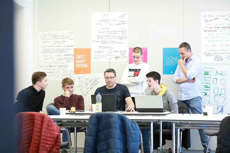 SChule, Bildung, Future Entrepreneurs, Digitalisierung, Innovationen