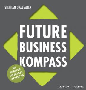 Buchcover Future Business Kompass