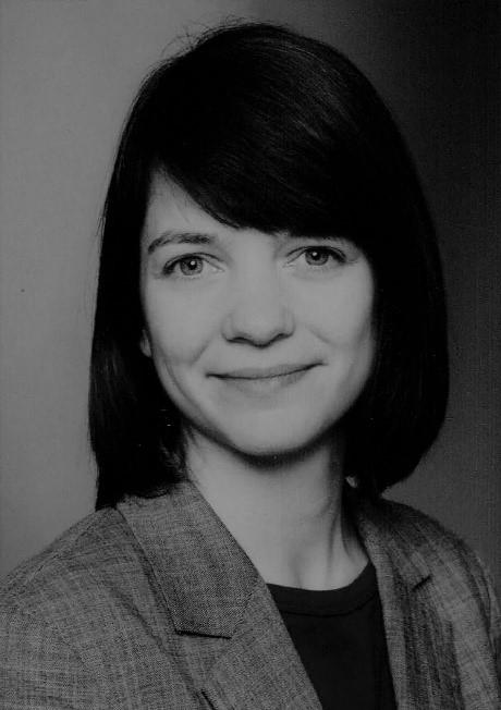 Profilbild von Politologin Miriam Hufnagl