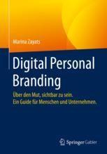 Buchcover Digital Personal Branding
