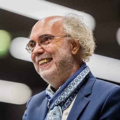 Zukunftsforscher Peter Spiegel Profilbild